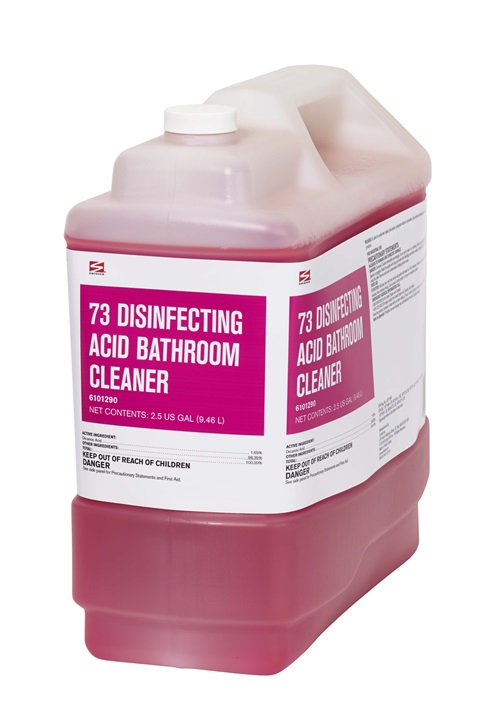 Swisher 73 Disinfecting Acid Bathroom Cleaner