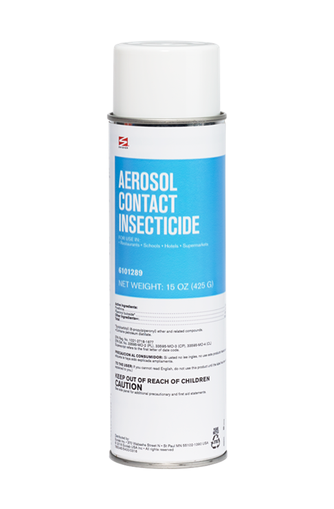 Swisher Aerosol Contact Insecticide