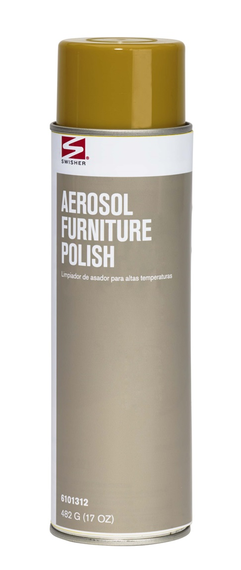 Swisher Aerosol Furniture Polish