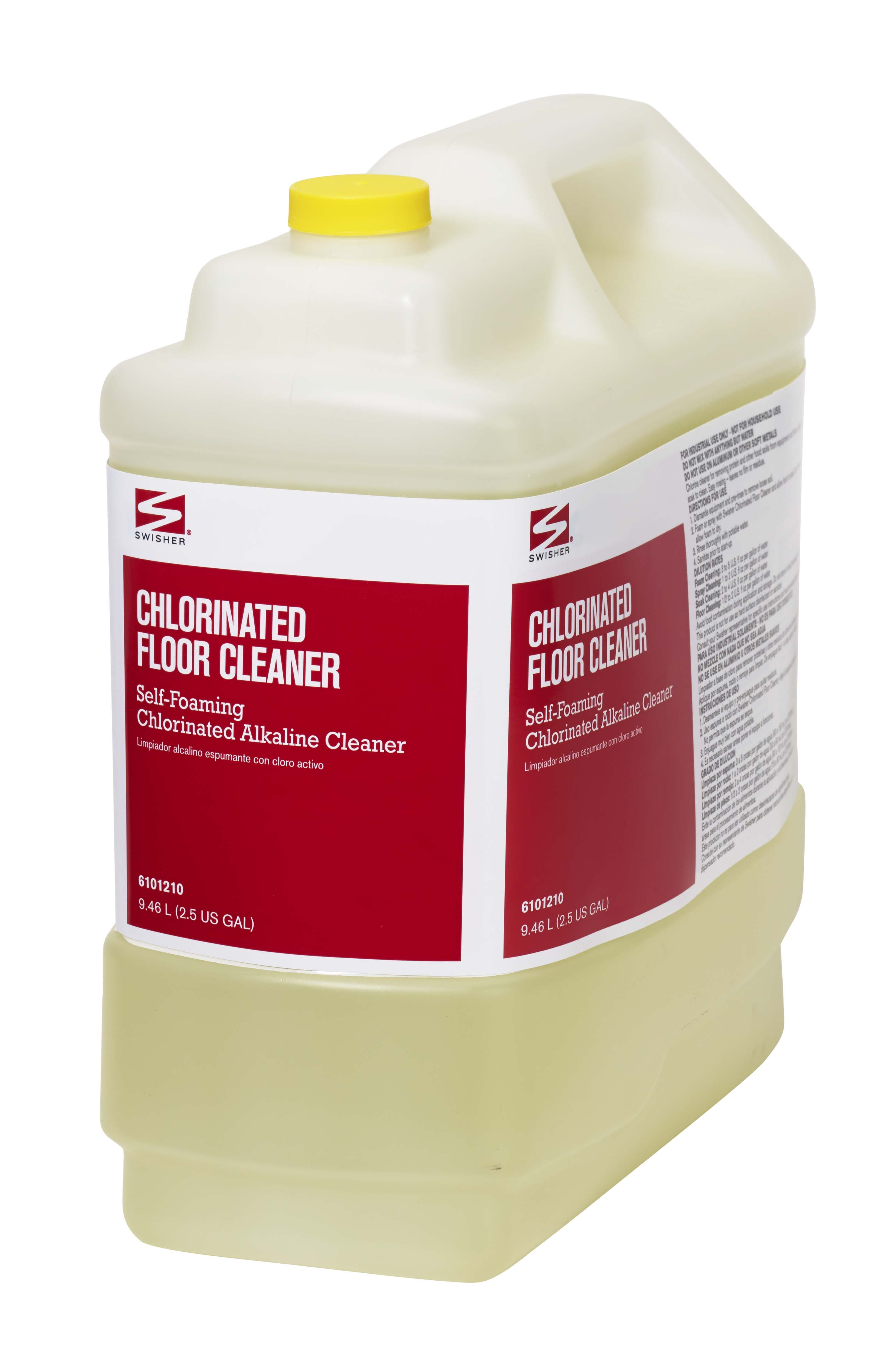 Swisher Chlorinated Floor Cleaner