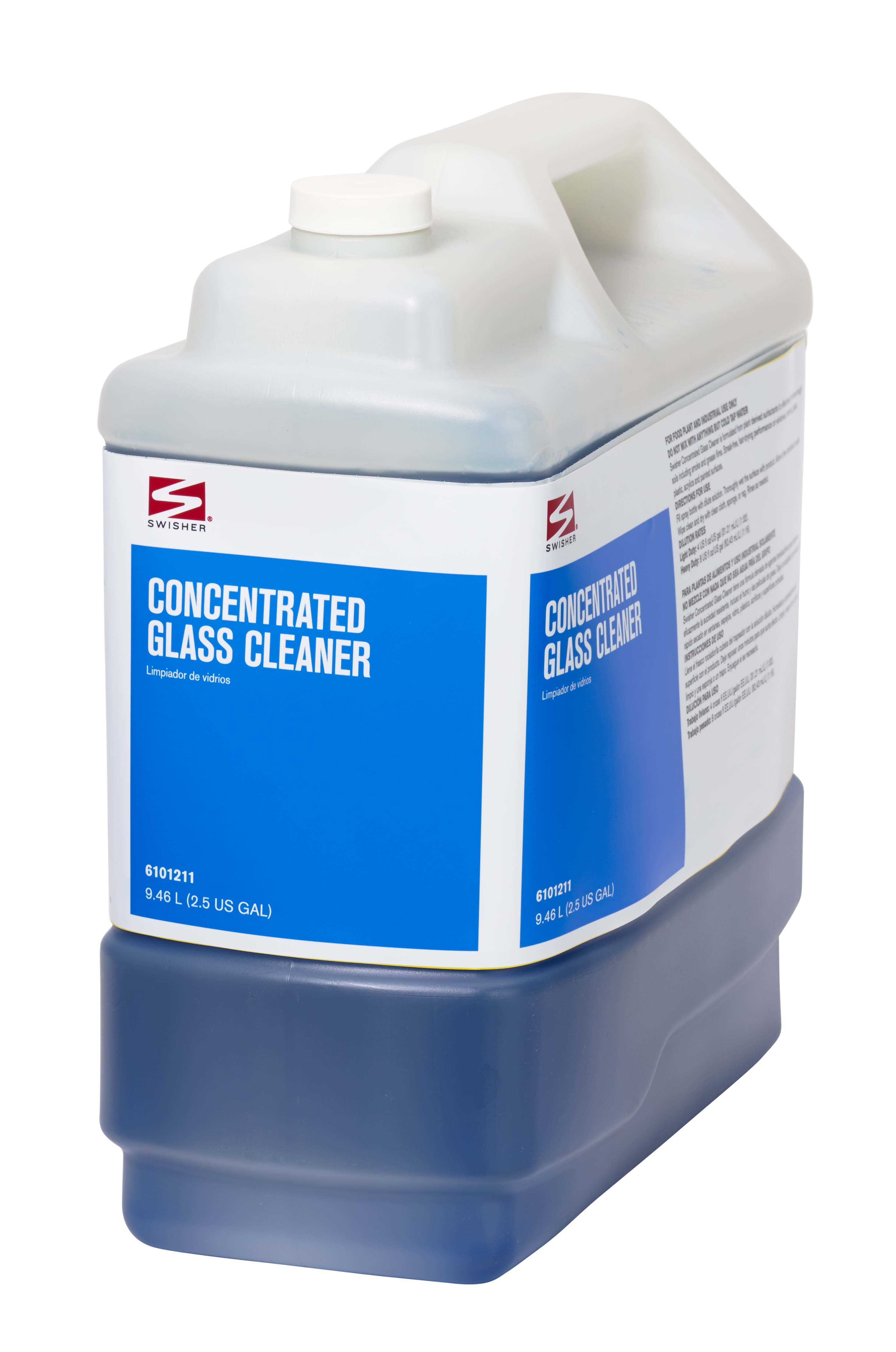 Swisher Concentrated Glass Cleaner