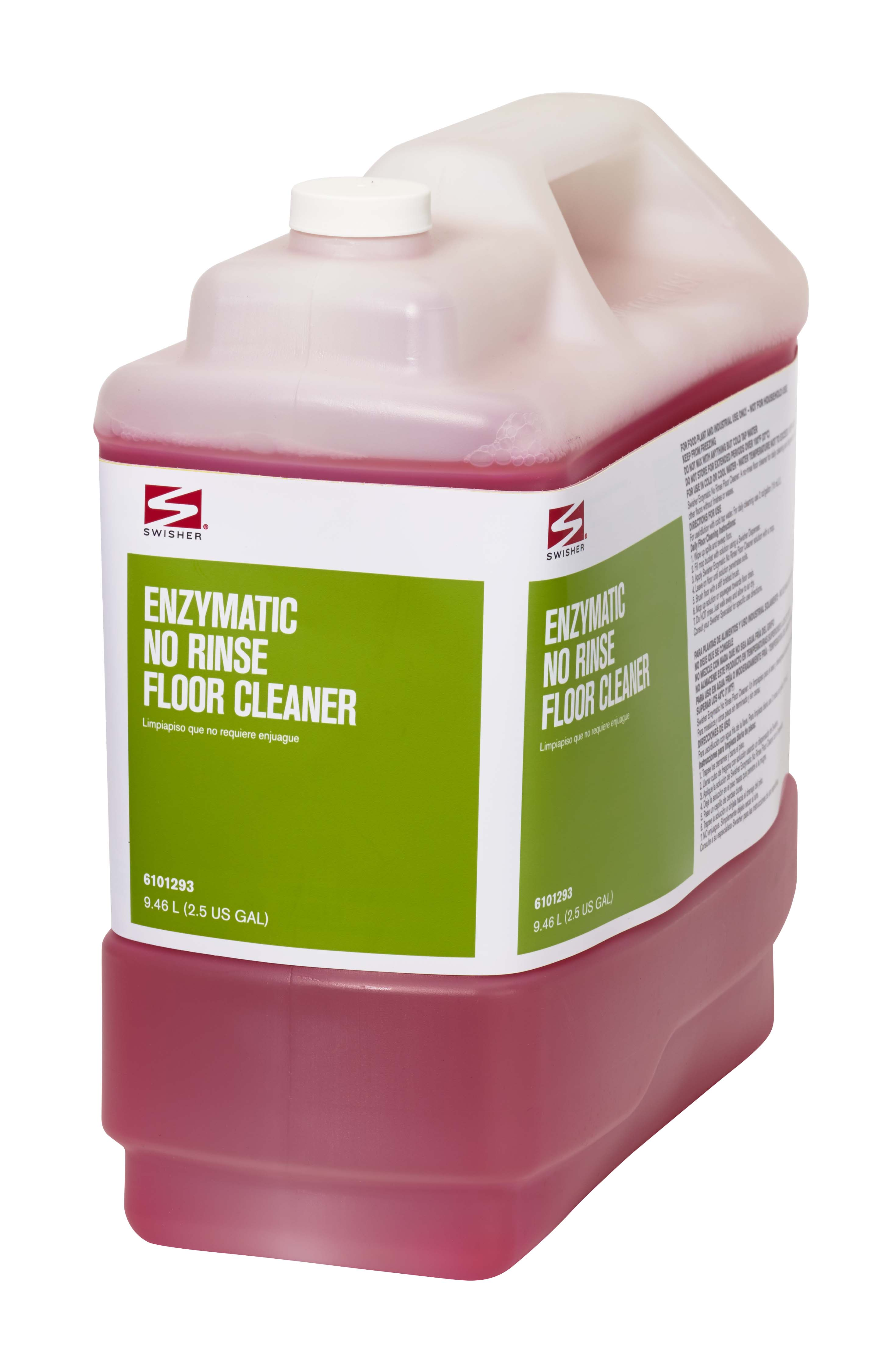Swisher Enzymatic No Rinse Floor Cleaner