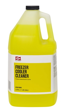 Swisher Freezer Cooler Cleaner