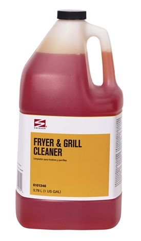 Swisher Fryer Grill Cleaner