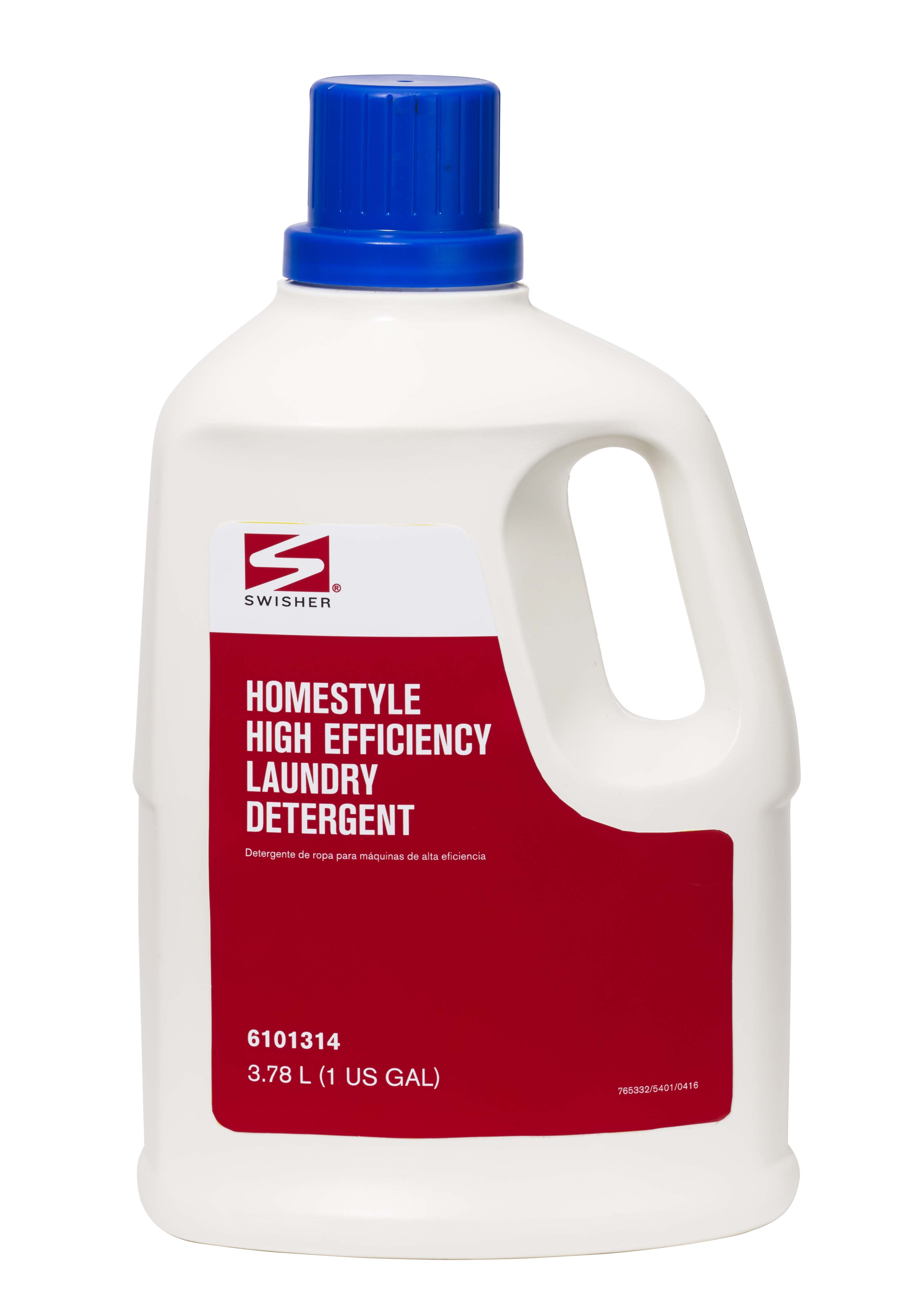 Swisher Homestyle High Efficiency Laundry Detergent