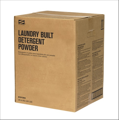 Swisher Laundry Built Detergent Powder