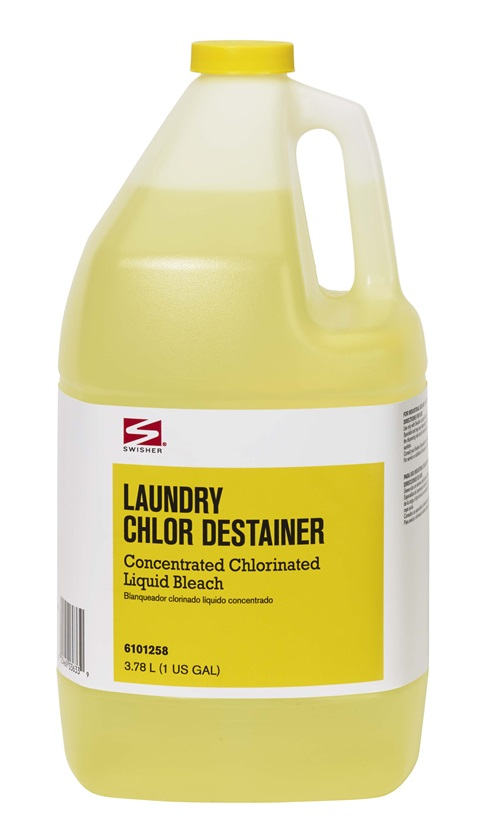 Swisher Laundry Chlor Destainer