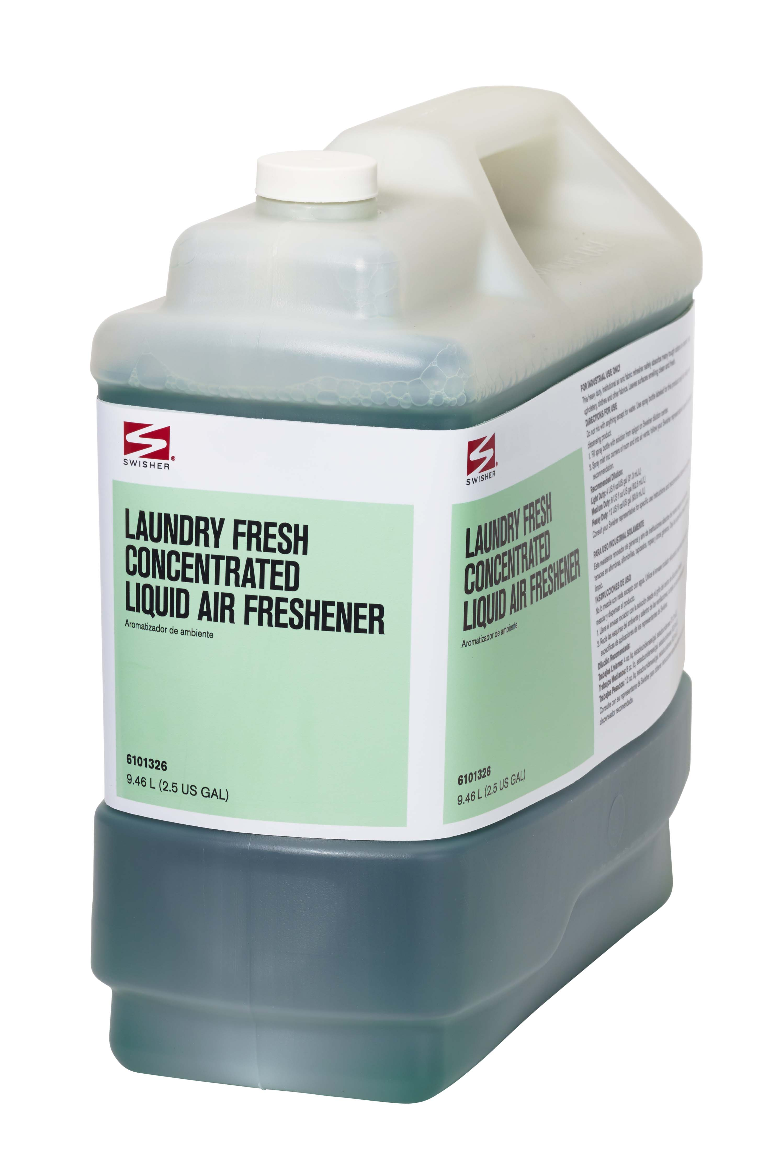 Swisher Laundry Fresh Concentrated Liquid Air Freshener