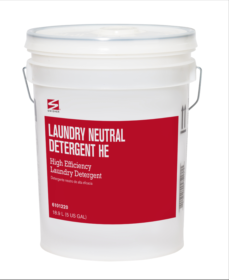 Swisher Laundry Neutral Detergent HE