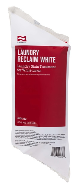 Swisher Laundry Reclaim White