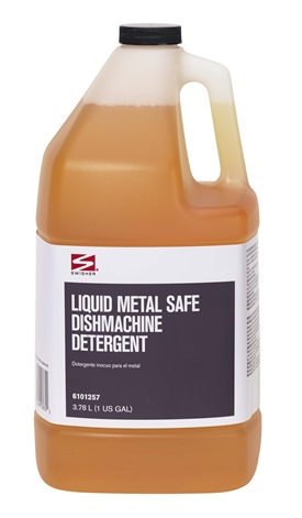Swisher Liquid Metal Safe Dishmachine Detergent