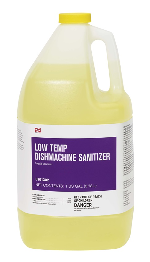 Swisher Low Temp Dishmachine Sanitizer