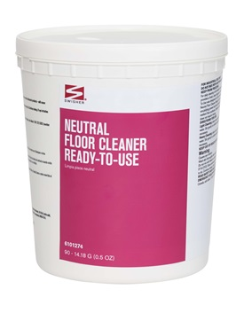 Swisher Neutral Floor Cleaner RTU