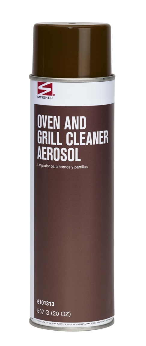 Swisher Oven and Grill Cleaner Aerosol