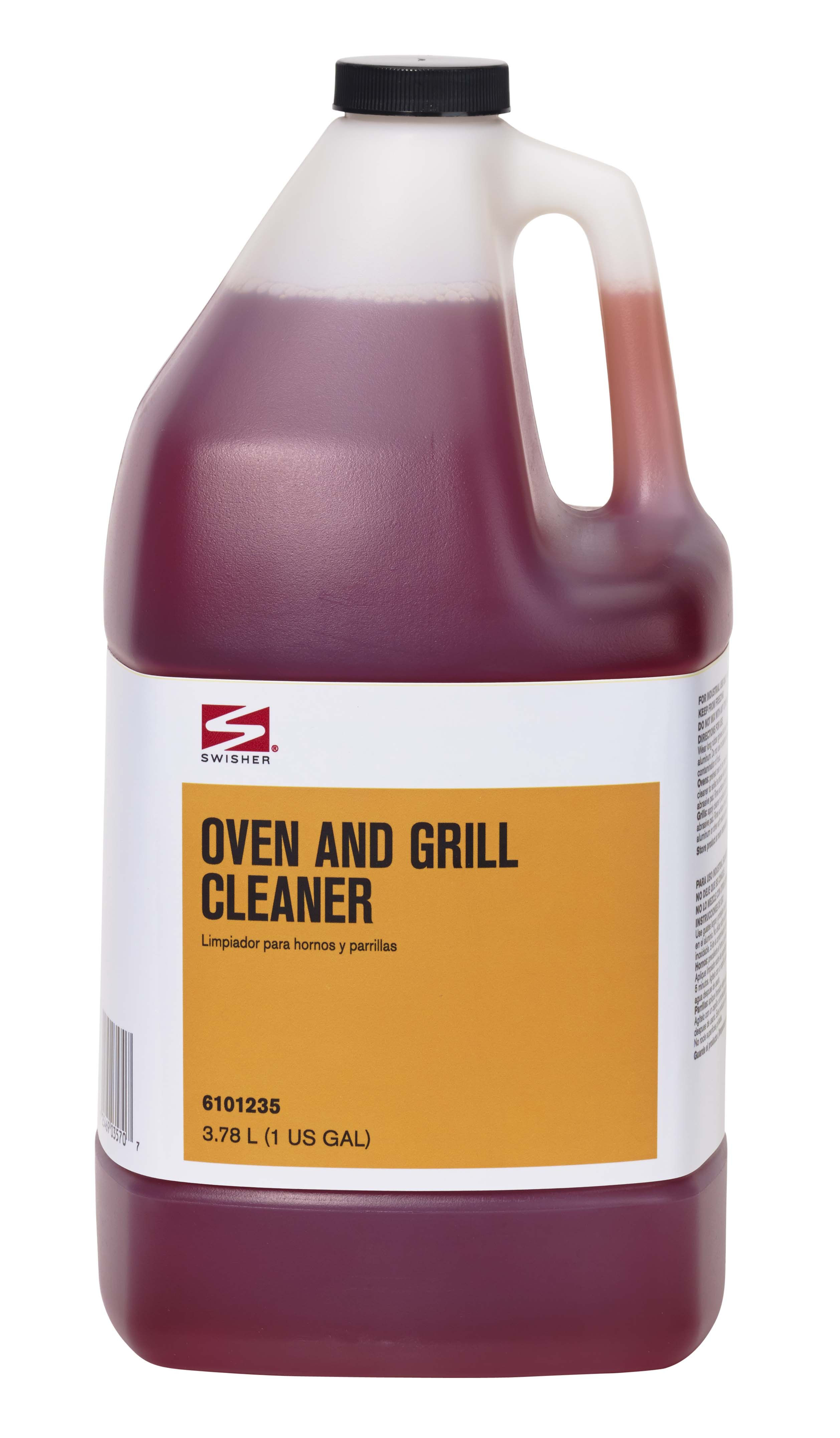 Swisher Oven and Grill Cleaner