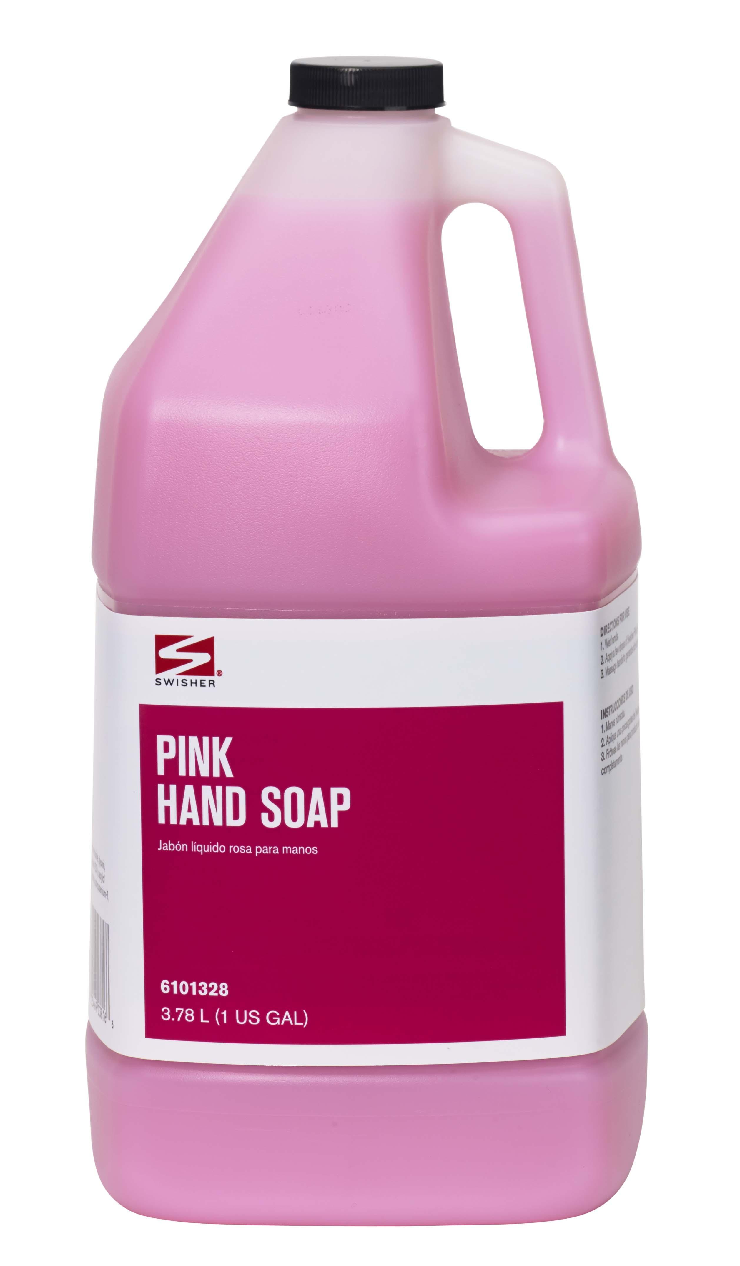 Swisher Pink Hand Soap