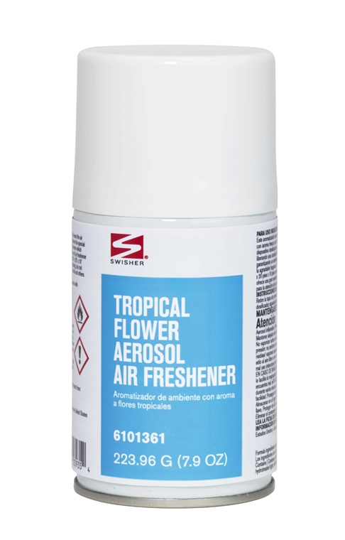 Swisher Tropical Flower Aerosol Air Freshener