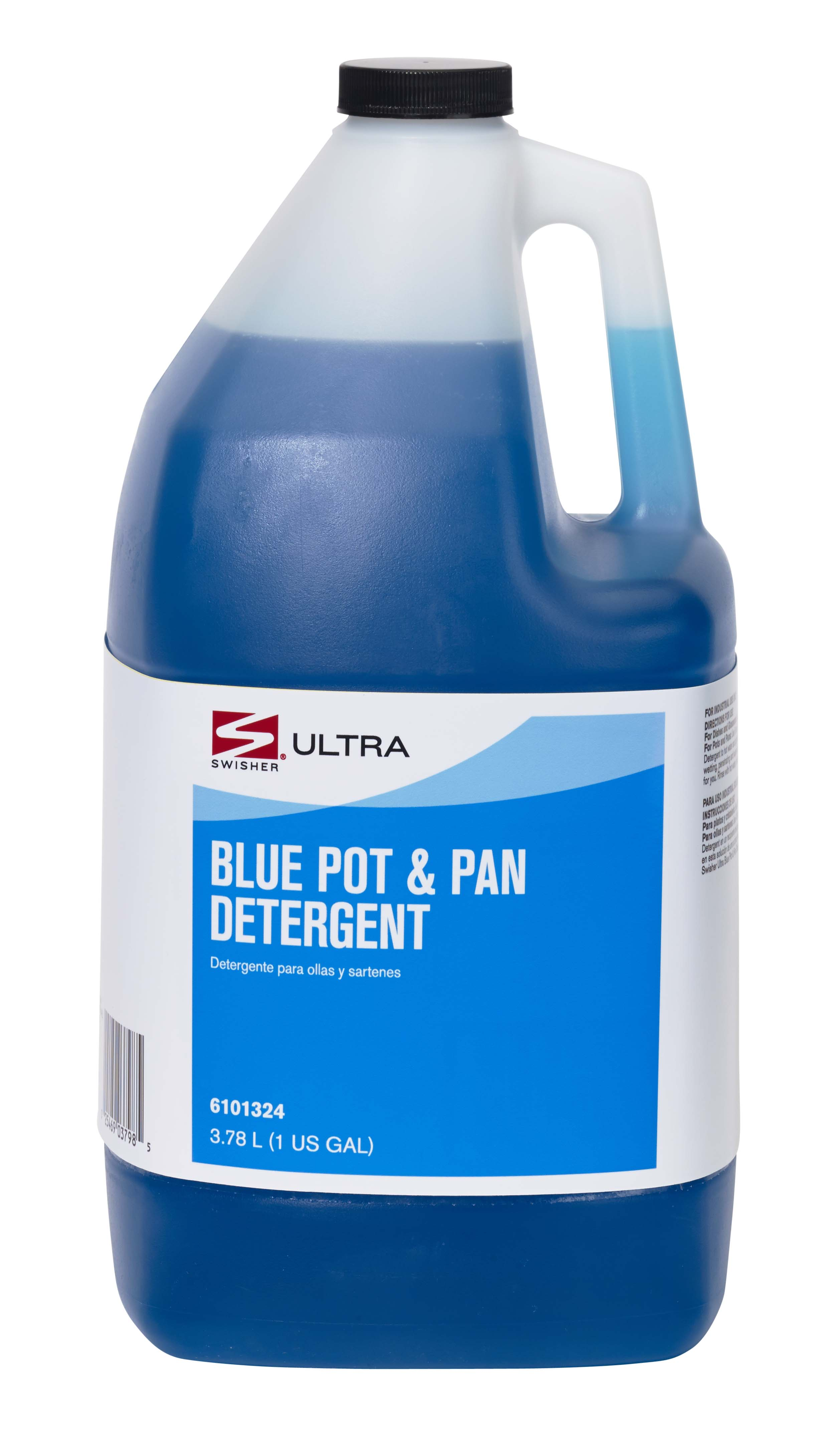 Swisher Ultra Blue Pot and Pan Detergent