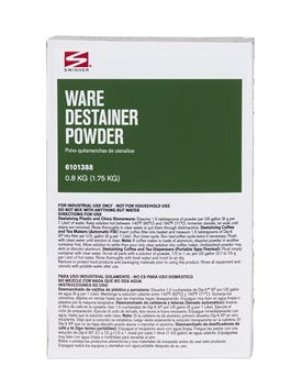 Swisher Ware Destainer Powder